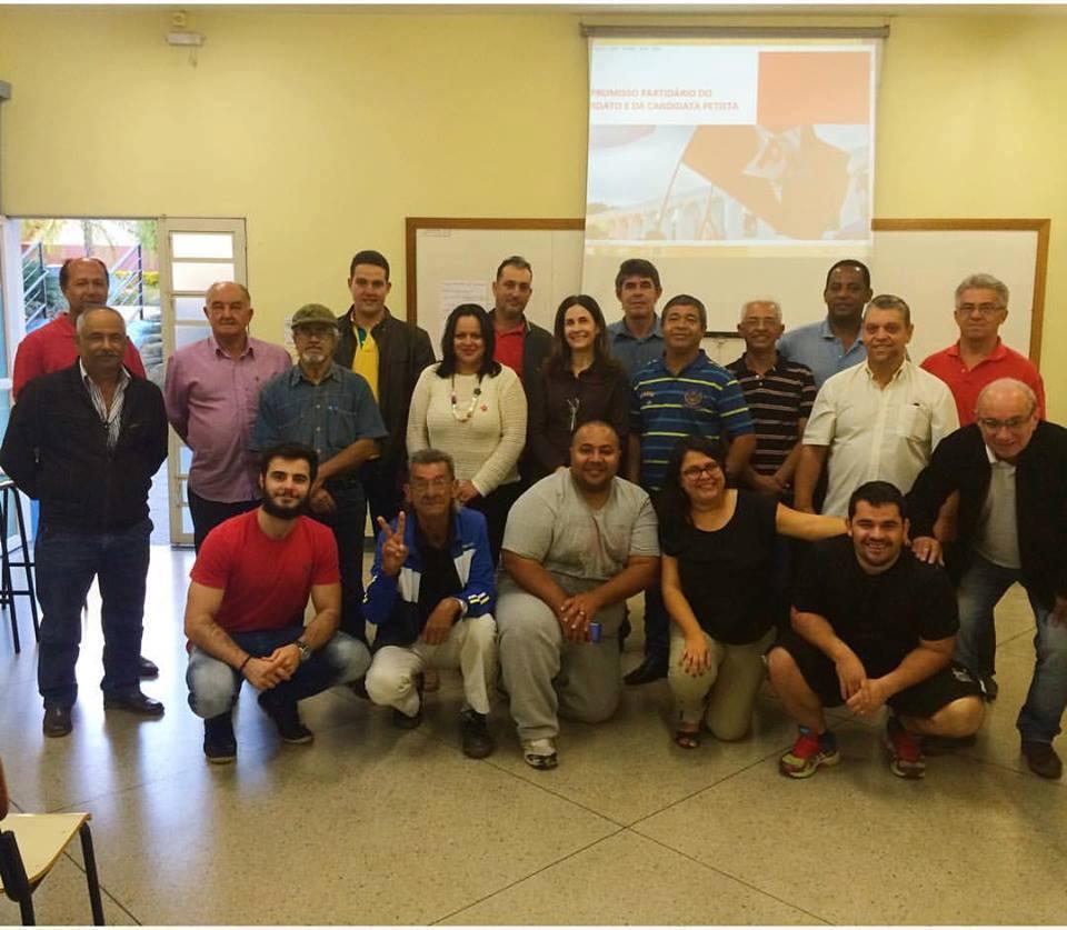 Curso de formação para pré candidatos em Marília