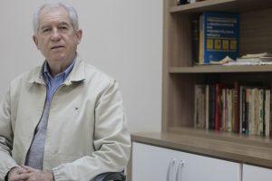 Mário Ferreira é farmacêutico bioquímico, diretor do Laboratório Santa Paula