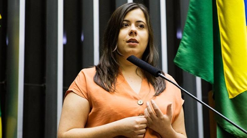 Foto da Deputada Federal Sâmia Bomfim (PSOL-SP)